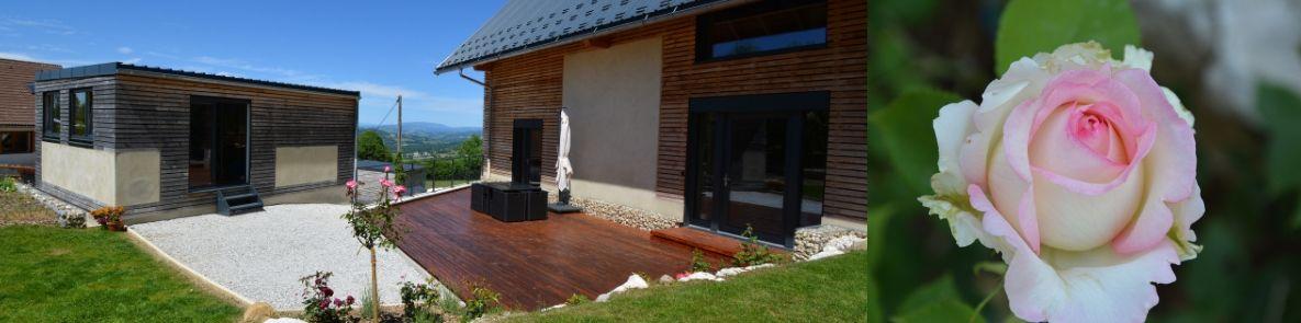 Gîte Etoile Boréale - proche Aix les bains et Savoie Grand Revard