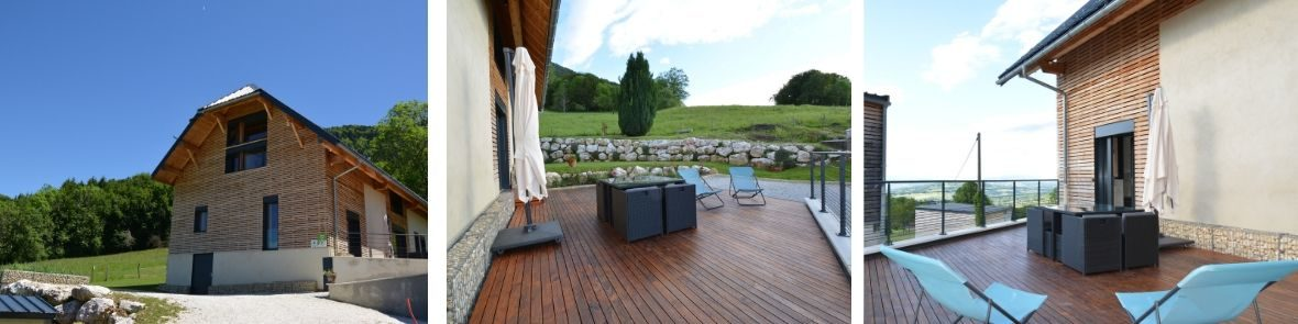 Gîte Etoile Boréale proche Aix les bains et Savoie Grand Revard